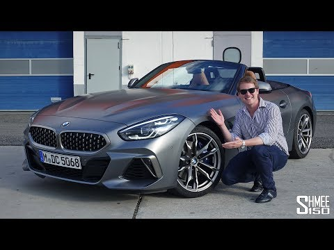 THIS Is The New BMW Z4 M40i! | FIRST DRIVE