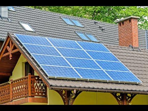 Brasil bate recorde em geração de energia solar