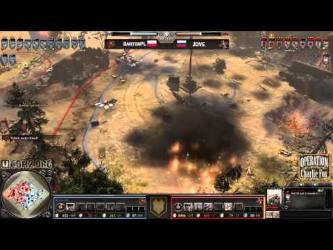 OCF Main Event: BartonPL vs Jove Game 1