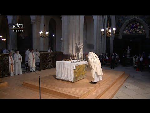 Messe du dimanche 7 juin 2020 à St-Germain-l'Auxerrois