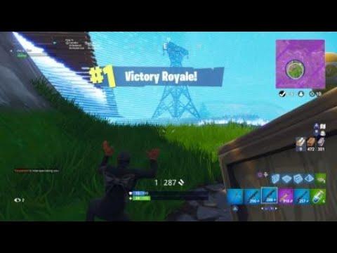 John Wick Dubs Solo Victory Royale In Fortnite Battle Royale