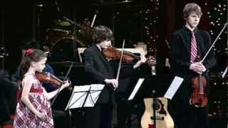 Joyful and Triumphant - Christmas Concerto - Ben Roundtree - McLean Bible Church Orchestra