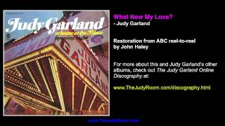 Judy Garland at the Palace 1967 remastered - What Now My Love?