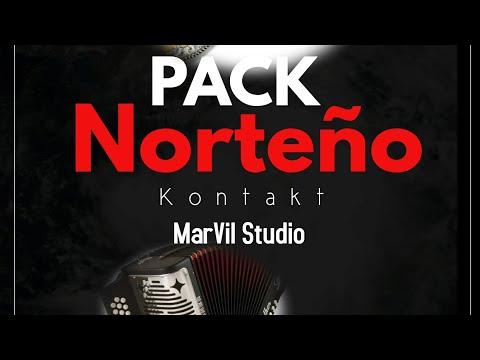 PACK NORTEÑO PARA KONTAK - MARVIL STUDIO