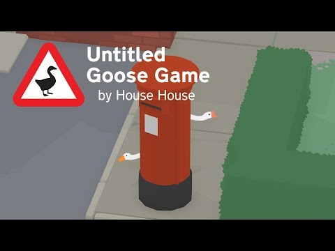 Annonce mode coop de Untitled Goose Game