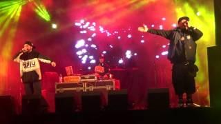 TIRO DE GRACIA / CHUPACABRAS & BEBEDOR ;Fiesta Papayo 2016.