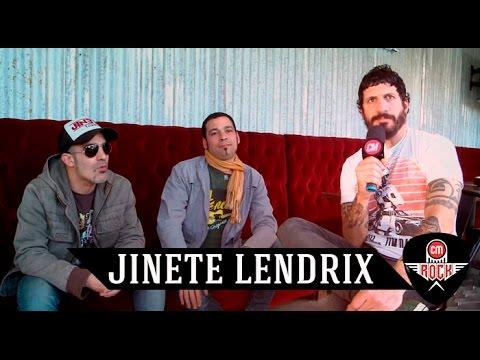 Jinete Lendrix video Entrevista CM Rock - Agosto 2016