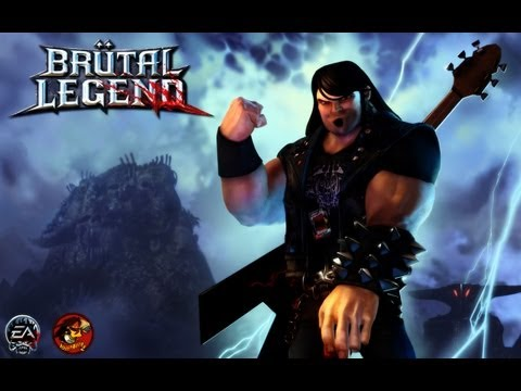 Gameplay de Brutal Legend