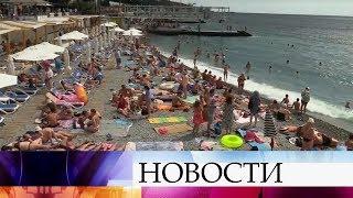 С начала года в Крыму уже отдохнули более четырех миллионов человек.