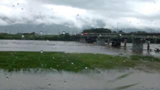 筑後川氾濫危険水位