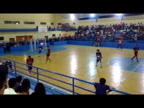 final futsal 2018 de Belo Campo BA