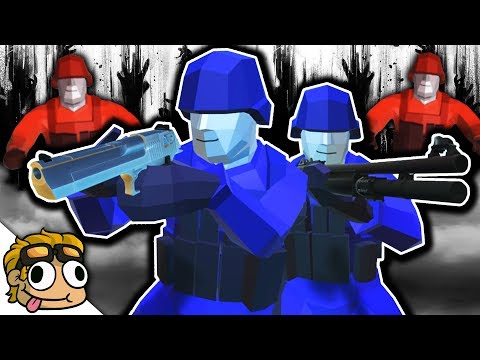 ZOMBIE SURVIVAL SQUAD! | Ravenfield New Update Gameplay