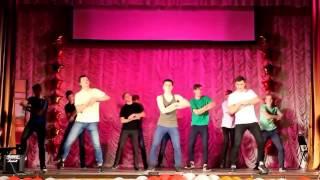 Танец под песню T-Killah - Обезьяны