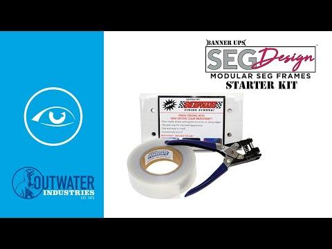 Banner Ups | SEGDesign Starter Kit with PowerTape