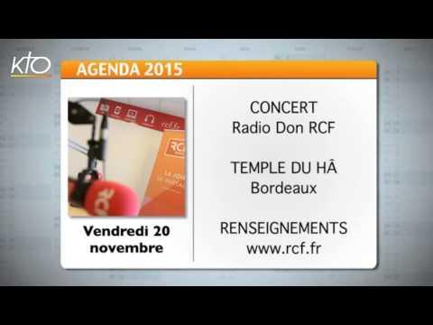 Agenda du 9 novembre 2015