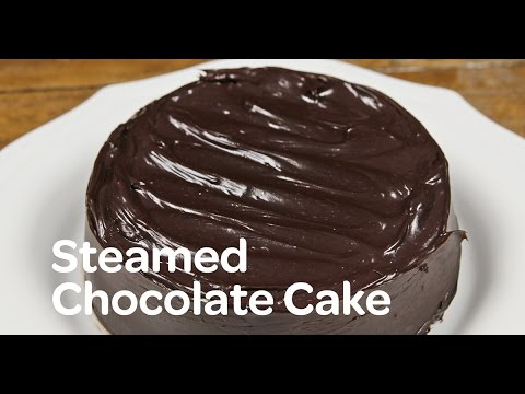 Video Steamed Chocolate Cake Recipe | Yummy Ph