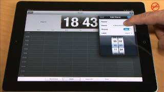 iOS 6 Clock App for iPad, iPhone and iPod touch