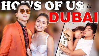 The Hows Of Us in Dubai, UAE (Movie Reaction)