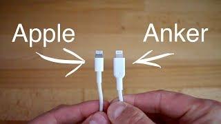 iPhone Kabel Kaufempfehlung