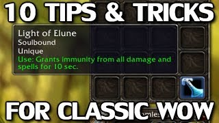 10 Handy Tips & Tricks for Classic WoW - Episode 2