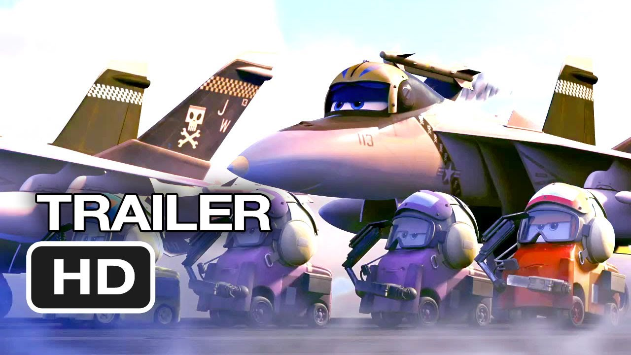 >Planes Official Trailer #1 (2013) - Dane Cook Disney Animated Movie HD