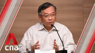 COVID-19: No plans to go to DORSCON Red, says Singapore Health Minister