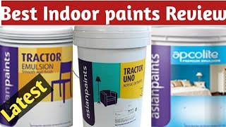AsianPaints Indoor paints review 2020| Best Interior paints| Latest Paints