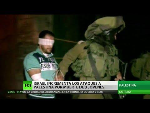Asesinan a un adolescente palestino en Jerusalén en una presunta venganza israelí
