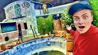 I Found An Abandoned Malibu Mansion (haunted)