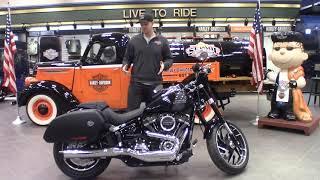 2021 Harley-Davidson Softail Sport Glide Overview - St. Paul Harley-Davidson - St. Paul, Minnesota
