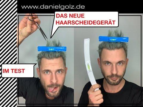Dieses Gerät verspricht SCHÖNE Haarschnitte, ganz einfach zu Hause