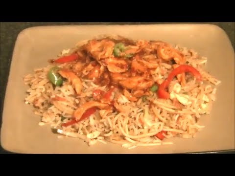 Singaporian Rice In Pakistani Style Recipe