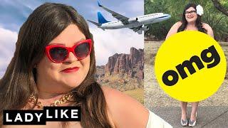 I Went To Arizona With No Clothes • Ladylike