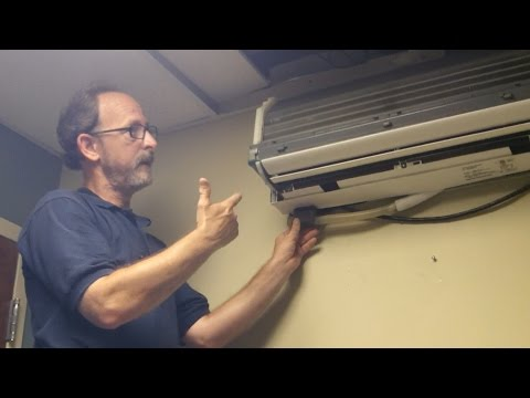 New Split Air Conditioning