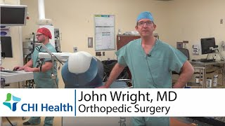 "(Video) ""Robotic-Assisted Joint Replacement Surgery is More Effective"""
