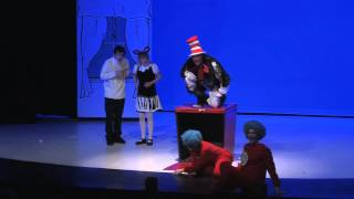 Cat in The Hat - Fun In A Box
