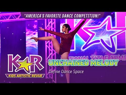 """""""Unchained Melody"""" from Define Dance Space"""