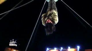 خفة مع أحمد البايض - حادثة سقوط أحمد البايض/ Ahmed El Bayed Magic Stunt Goes Horribly Wrong
