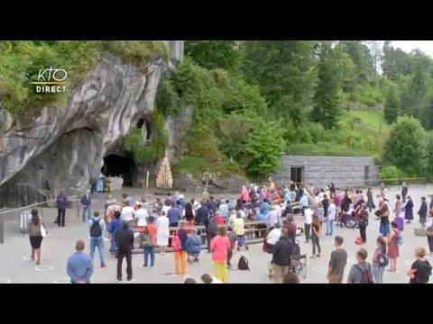 Messe du 23 juillet 2020 à Lourdes