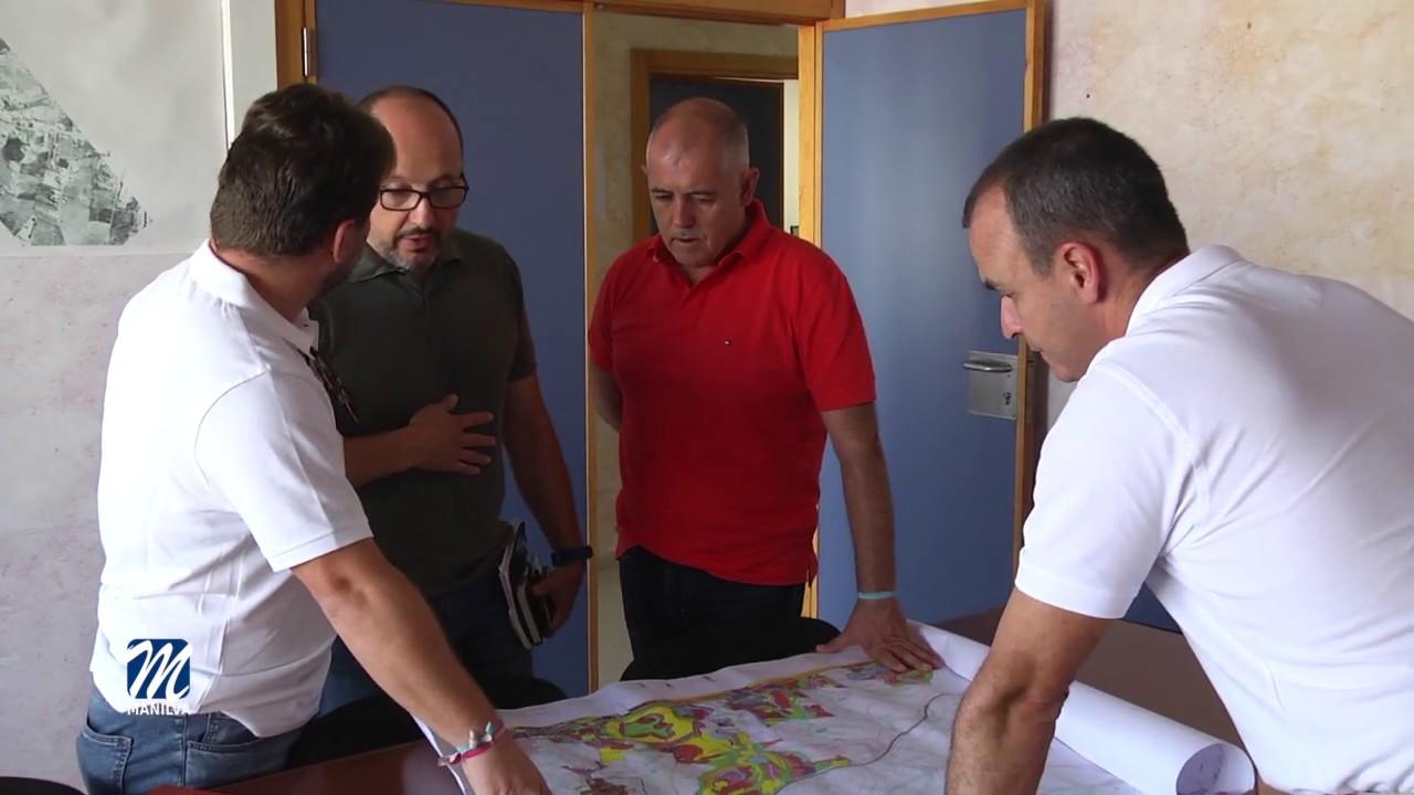 NUEVOS PROYECTOS PARA MANILVA EN MATERIA DE INFRAESTRUCTURA