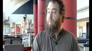 Patrick Rothfuss discusses The Name of the Wind