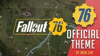 Official Main Theme by Inon Zur | Fallout 76