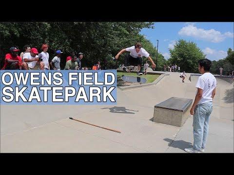 Go Skateboarding Day 2018 | OWENS FIELD SKATEPARK