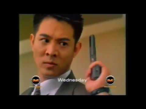 Jet Li 'The Defender'  Film Trailer ~ 1994