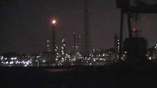 工場夜景アドベンチャークルーズ