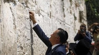 Romney Angers Palestinians, Says Jewish Culture Puts Israel Ahead thumbnail