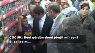 Afyonkarahisarlı çocuk Erdoğan
