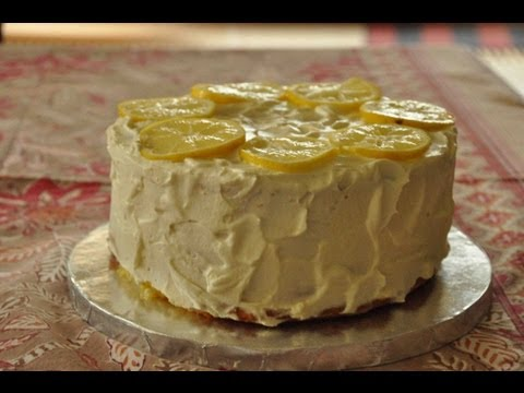 Video HOW TO MAKE A LEMON CAKE