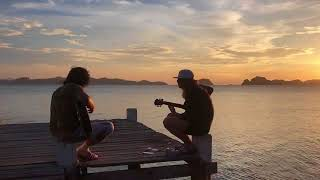 Sticky Fingers - No Divide acoustic clip (Philippines, May 2018)
