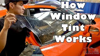 How Window Tint Works